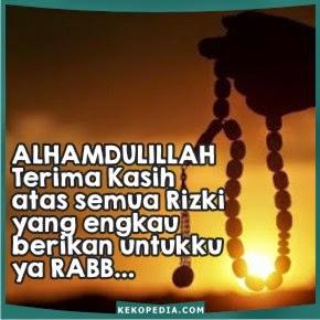 Dp BBM Alhamdulillah