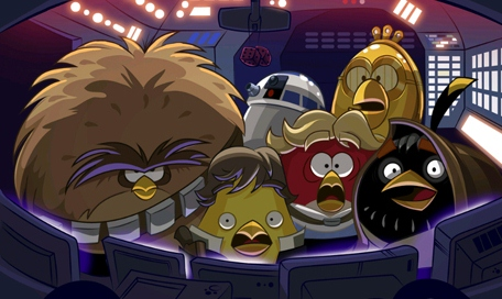 Fiew  Angry Birds Star Wars