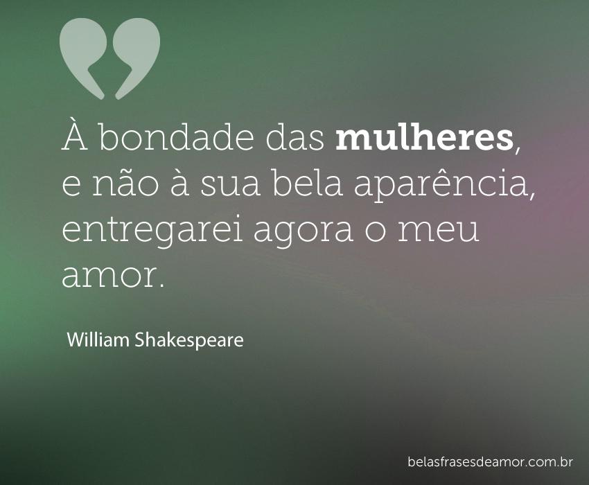 Shakespeare Frases De Amor