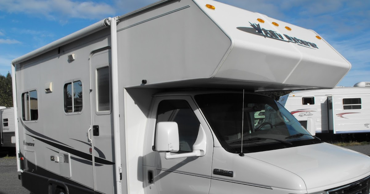 Model Vancouver Island RV Blog What Is A Class B Motorhome