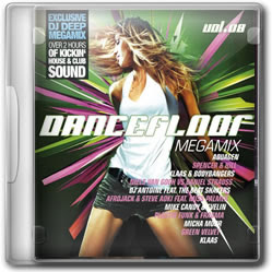 dance floor CD Dancefloor Megamix Vol.8 (2011)