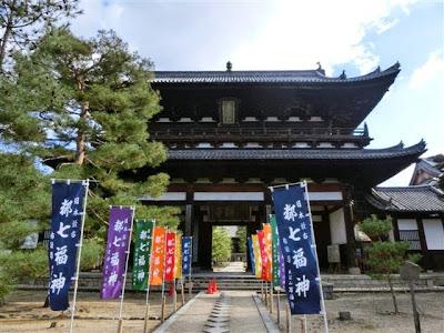 萬福寺三門