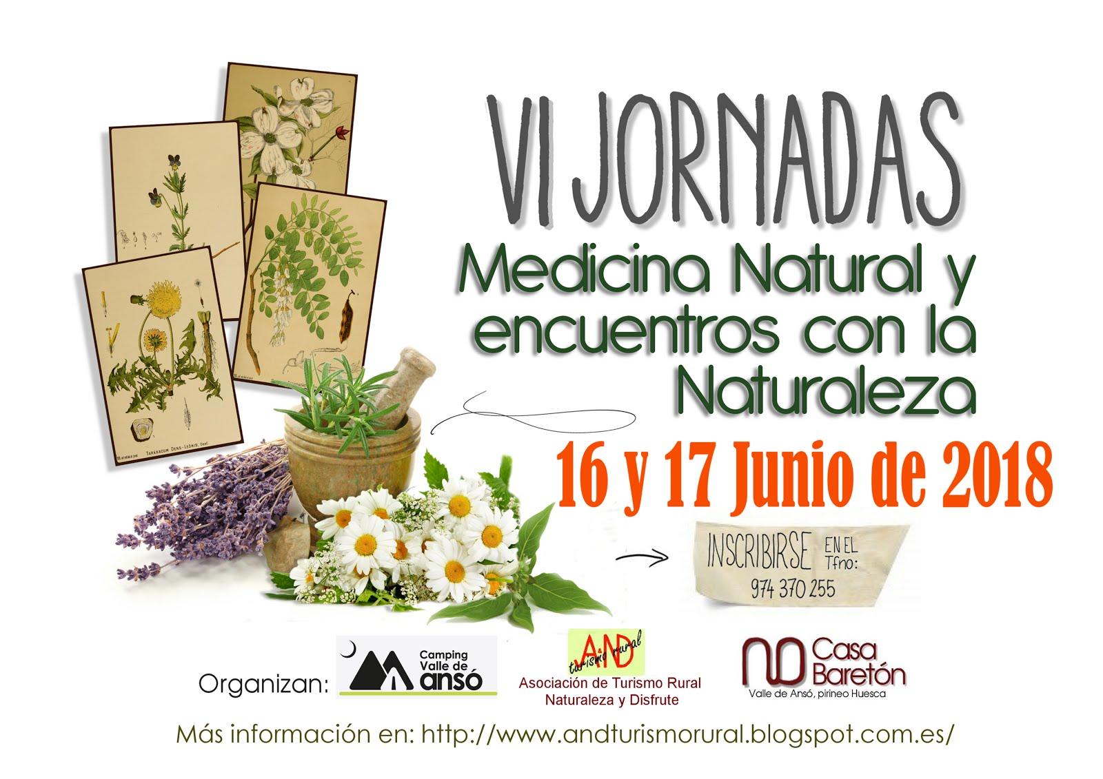 Jornadas de plantas medicinales 2018