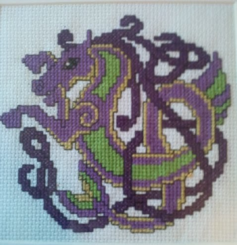Embroidery And Knitting Stitch Like A Knot Crossword : Knit one, Stitch one, Save one?: C is for... Celtic