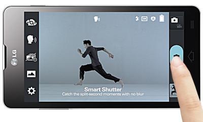 LG Optimus G Camera