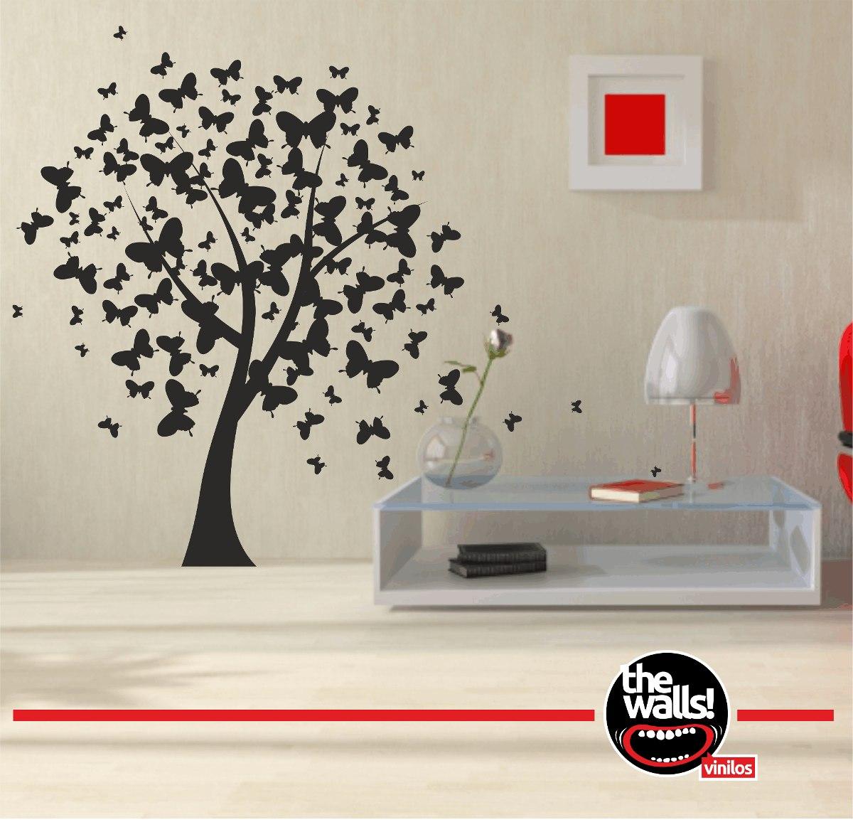 Gusmark publicidad interior exterior montajes y for Vinilos decorativos pared 3d