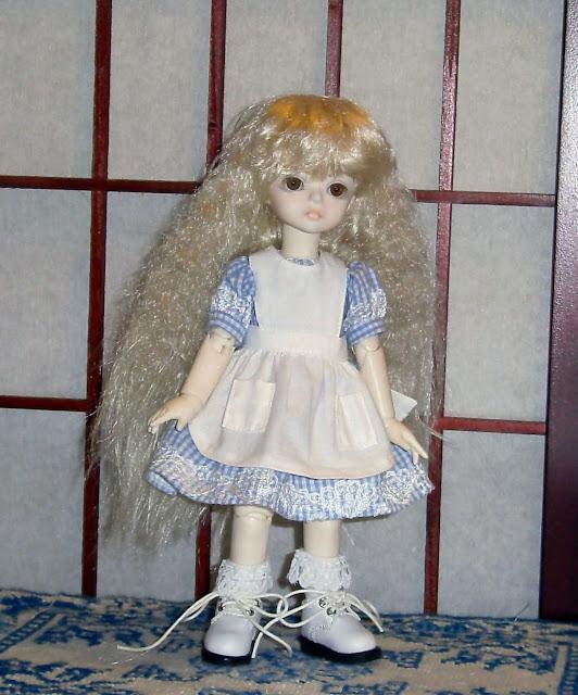 Doll Love Linna BJD
