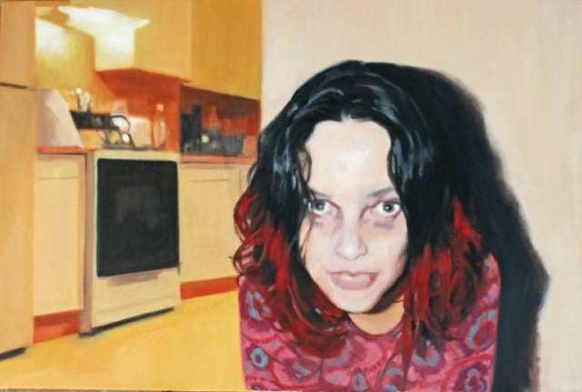 Гротеск, полный сострадания. Shira Glezerman