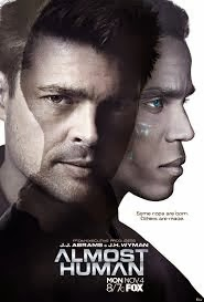 Download Almost Human S01E04 HDTV AVI + RMVB Legendado Baixar Seriado