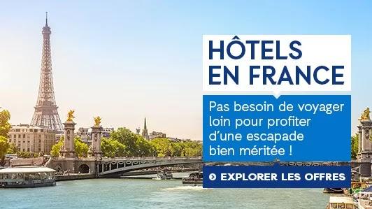 MEILLEURS OFFRES HOTELS FRANCE