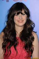 Zooey Deschanel Fox Upfront at Wollman Rink - Central Park