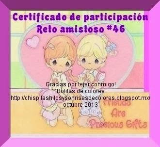 Certificado reto #46