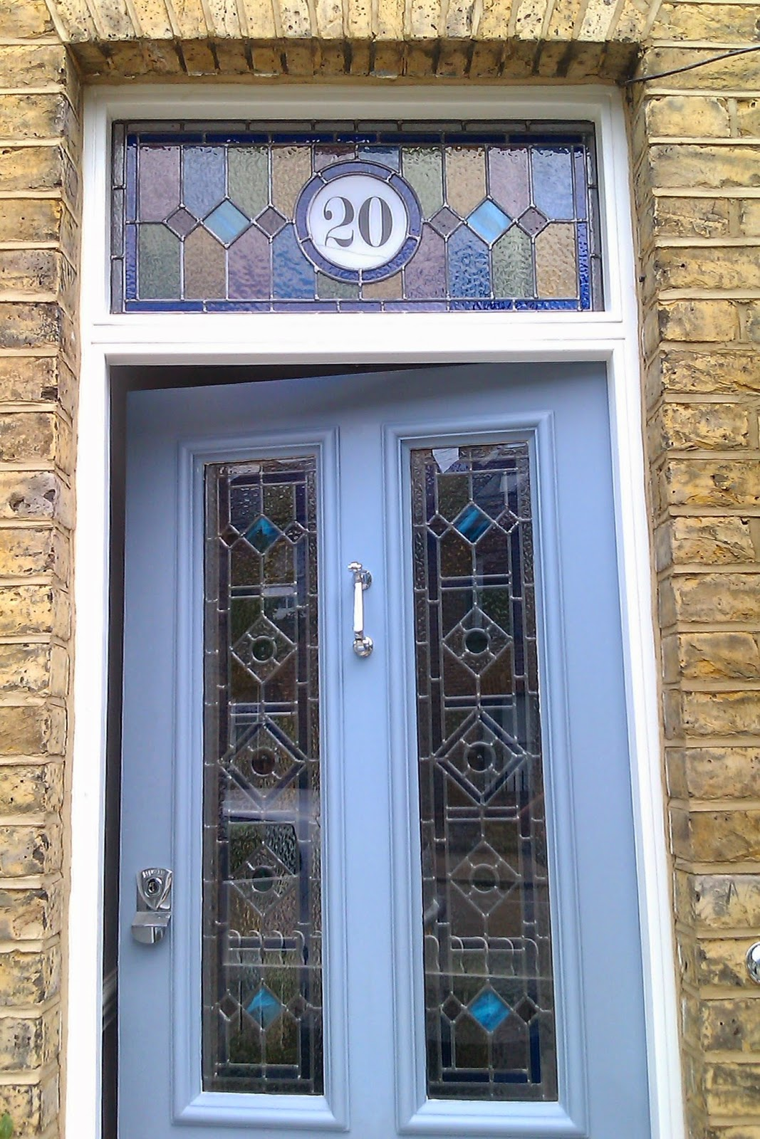 Stained glass for london and south east for Window number