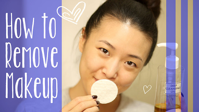How to remove makeup everyday amp waterproof from head to toe