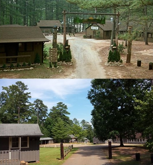 Then Amp Now Movie Locations Friday The 13th Part Vi Jason