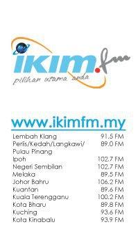 Nak Dengar Radio IKIM FM?Sila Klik Disini.......