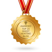 #1 Ghost Hunting Blog on the Web!