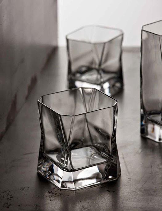 Blade runner Deckard whiskey glass