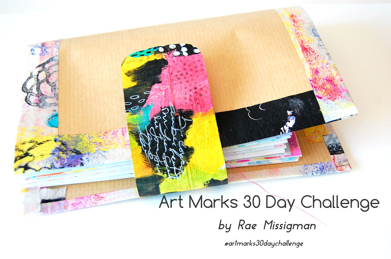 My art marks journal