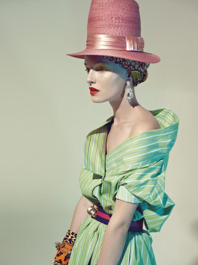 Stella Jean Spring Summer 2013 collection