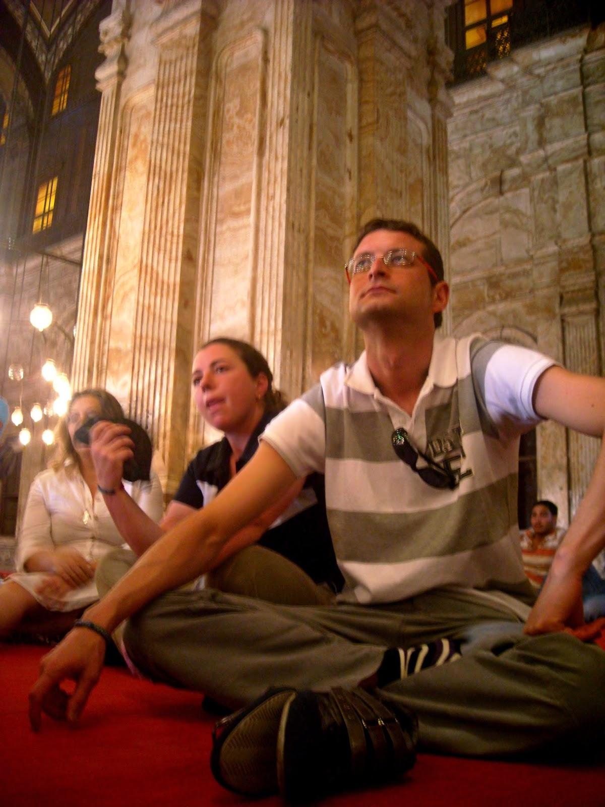 ciudadela saladino mezquita el cairo