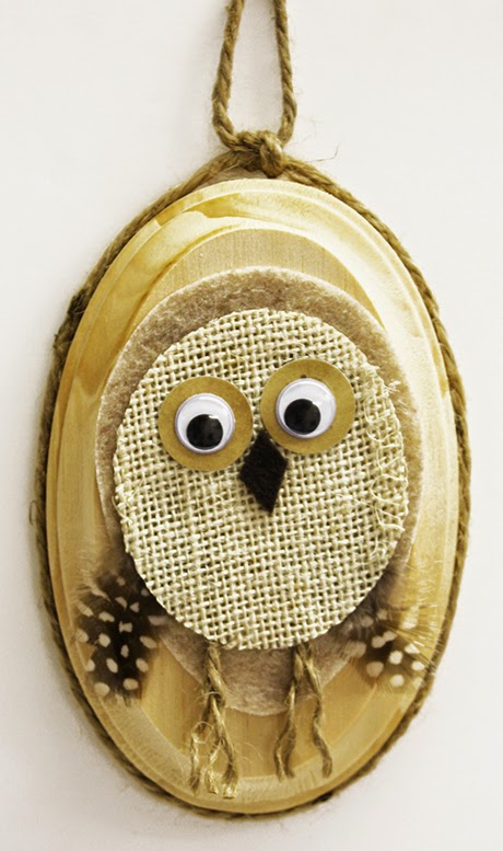 Owl Plaque