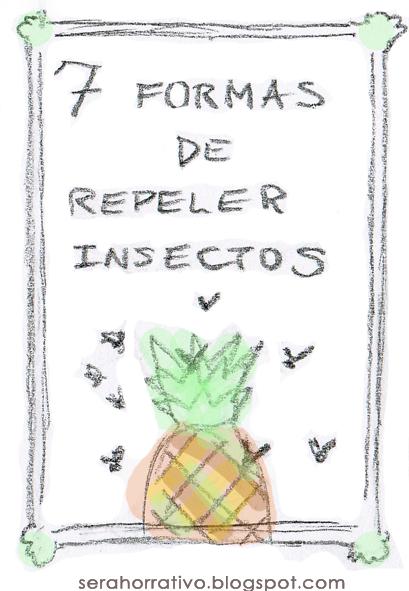 ahorrar, repelentes de insectos
