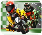 Giải đua moto mini, game dua xe
