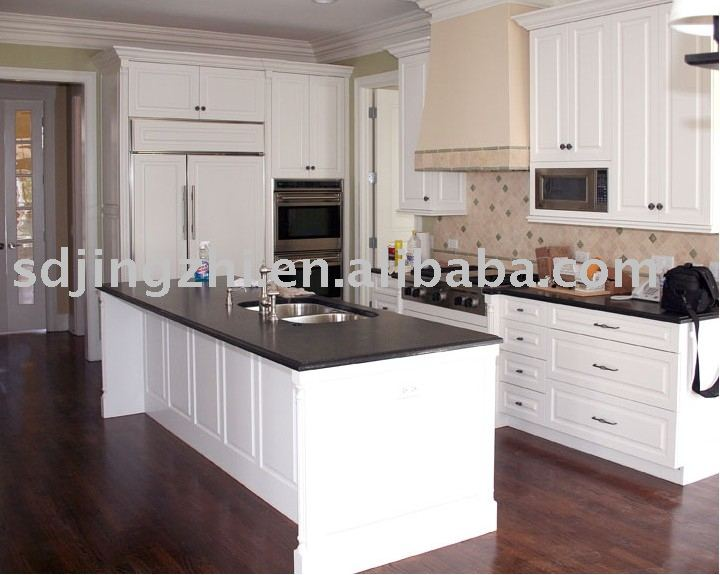 The laurence family kitchen cabinets for White kitchen cupboards