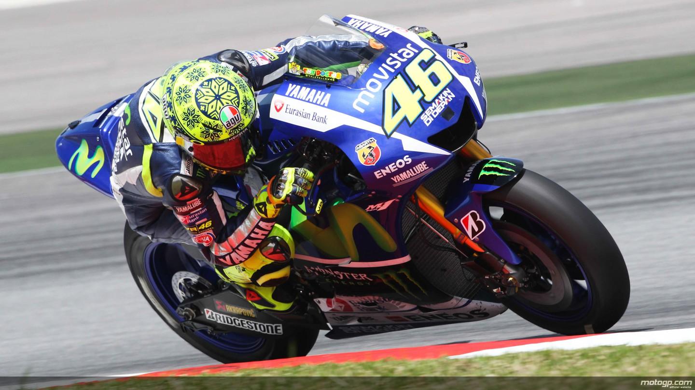 Livery baru Yamaha YZR M1 di MotoGP musim 2015
