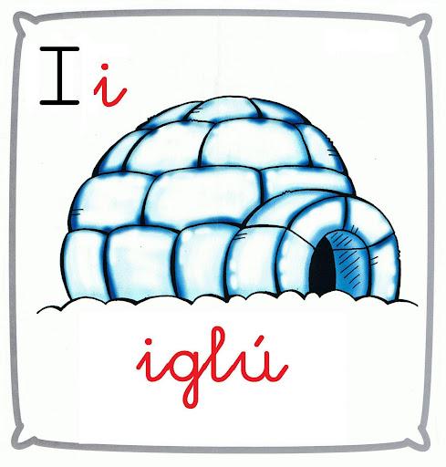 Objetos con la vocal i dibujos - Imagui