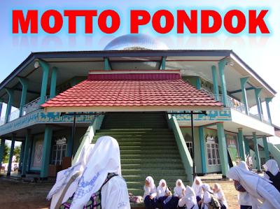 MOTTO PONDOK