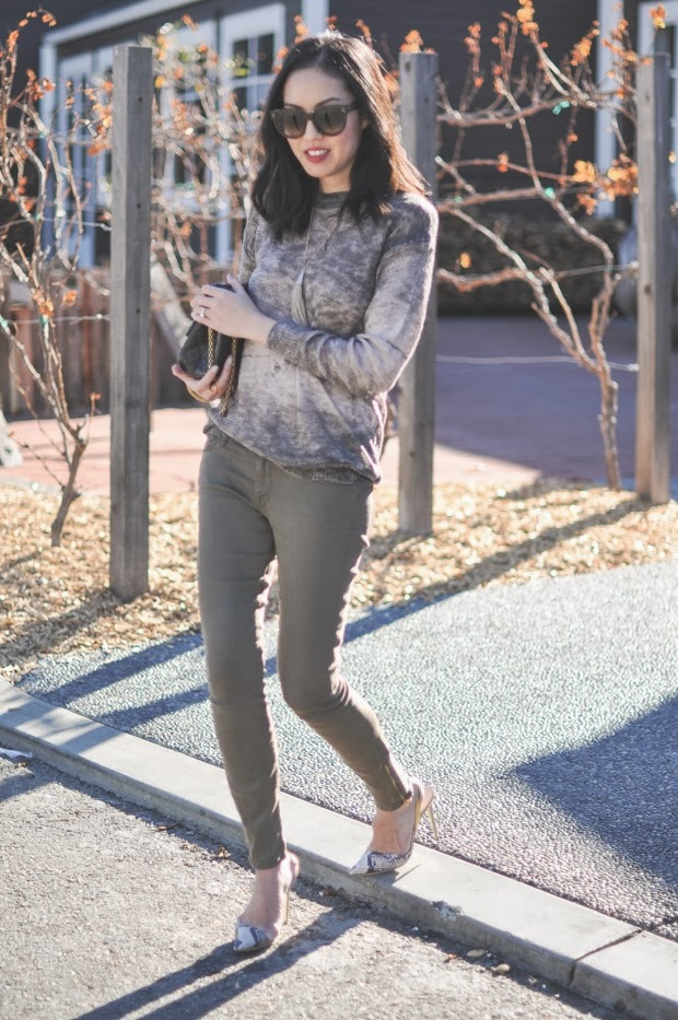 Olive - Stylish & comfortable outfit