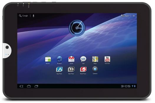 Toshiba Thrive - Full tablet specifications