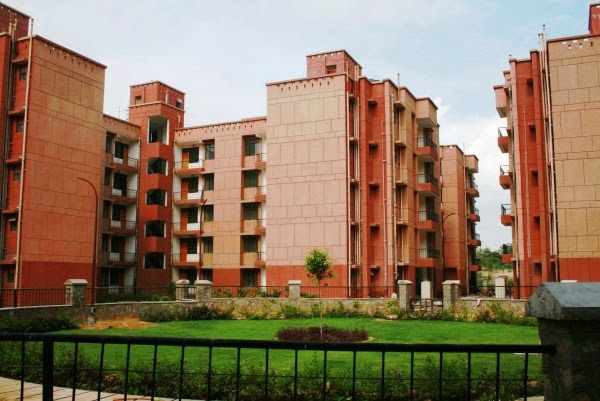 DDA Housing Scheme 2014 Results