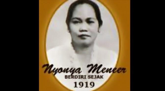 Biografi dan Sejarah Jamu Nyonya Meneer