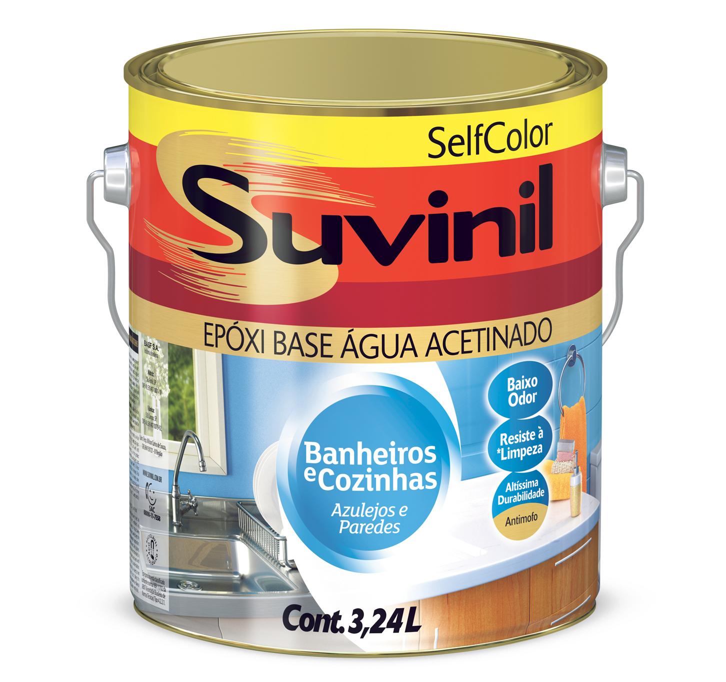 Renove o banheiro e a cozinha pintando os azulejos #C4B607 1452x1365 Azulejo De Banheiro Pintado Com Tinta Epoxi