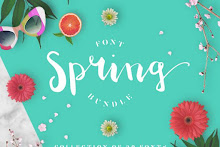 The Spring Fonts Bundle