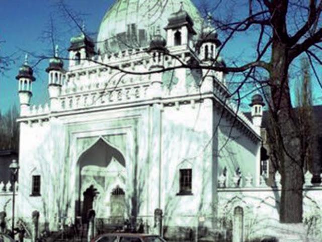 مسجد الأحمدية, فيلمرسدورف, ألمانيا, أقدم مسجد في ألمانيا,