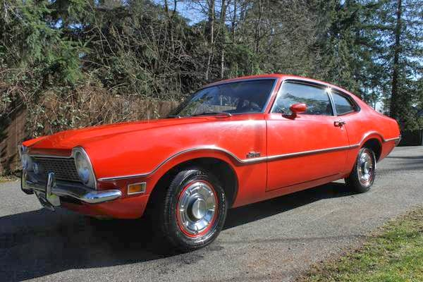 1971 Ford maverick for sale craigslist