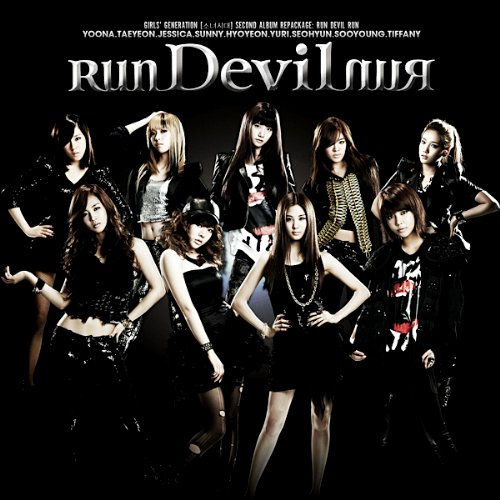 Girls-Generation-SNSD-Run-Devil-Run-Albu