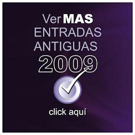 Entradas 2009