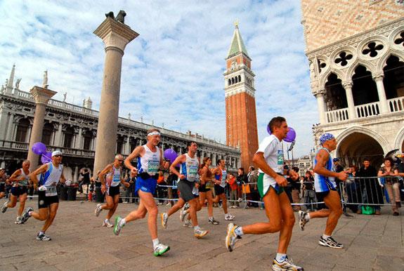 Maratona di Venezia, info orari Actv.