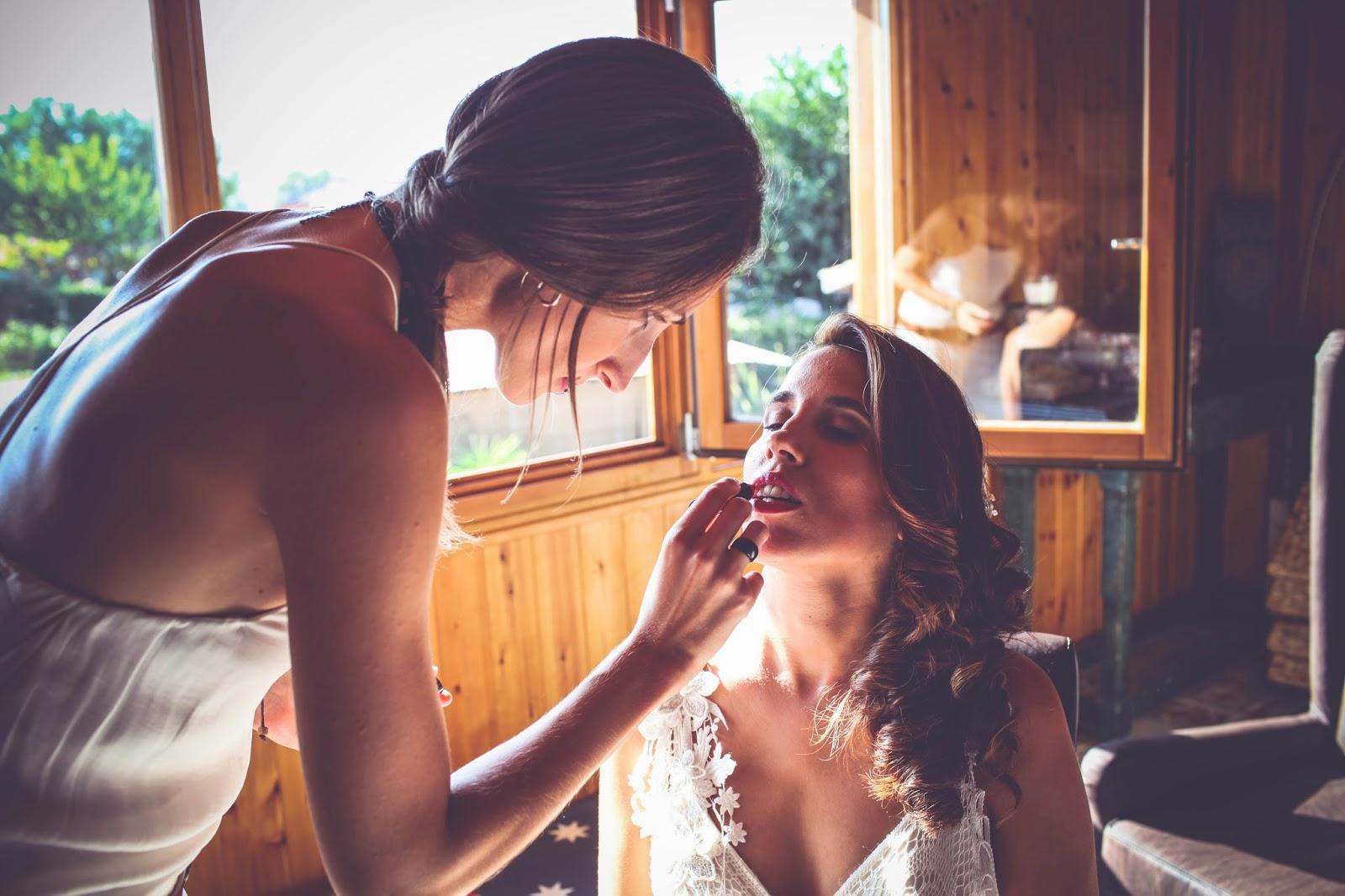 maquillaje novia boda