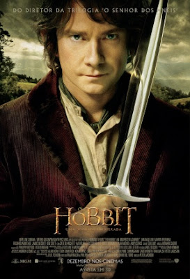 Filme Poster O Hobbit - Uma Jornada Inesperada TS XviD &amp; RMVB Dublado
