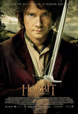 Filme Poster O Hobbit - Uma Jornada Inesperada TS XviD & RMVB Dublado
