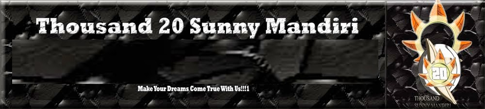 Thousand 20 Sunny Mandiri