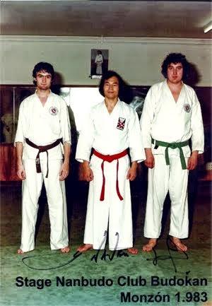 1983 STAGE NANBUDO EN MONZÓN