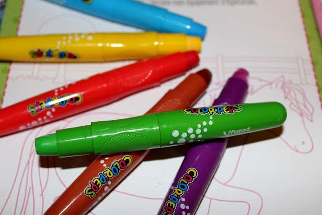 crayon spécial enfants