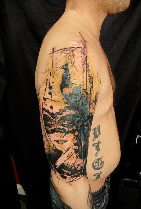 tatuajes photoshop